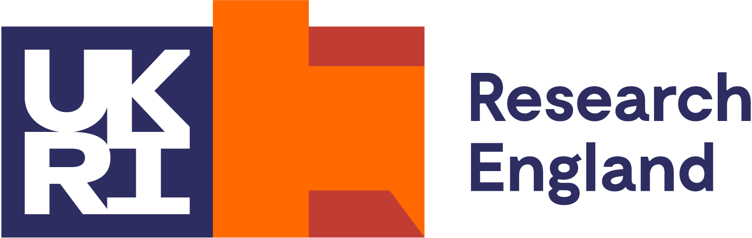 Research England logo
