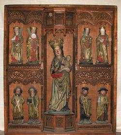 An image of Altarpiece