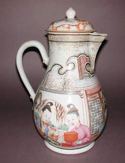 An image of Jug and cover