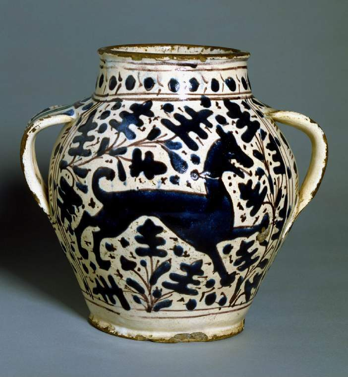 An image of Two-handled jar