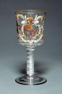 An image of Armorial goblet