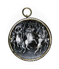 An image of Pendant medallion