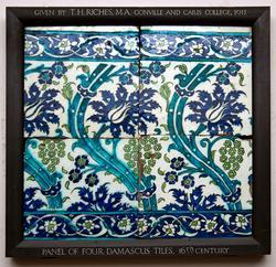 An image of Tile panel