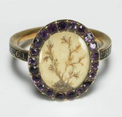 An image of Mourning ring
