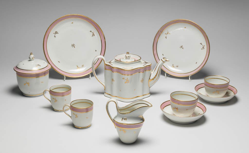 An image of Tea service