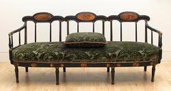 An image of Sofa and cushion