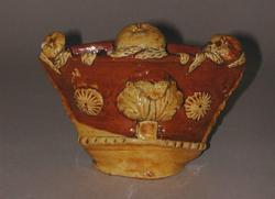 An image of Hanging flower vase