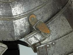 An image of Half armour