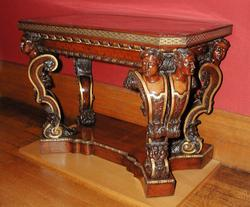 An image of Console table