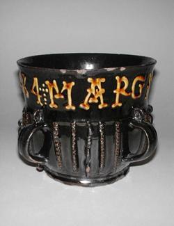 An image of Posset pot