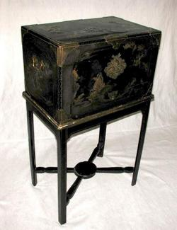 An image of Cabinet on stand