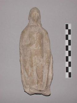 An image of Figurine fragment