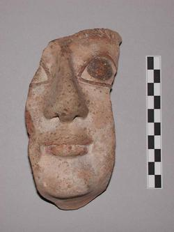 An image of Statue fragment