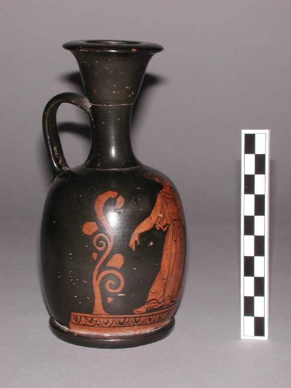 An image of Squat lekythos