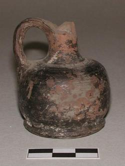 An image of Squat lekythos