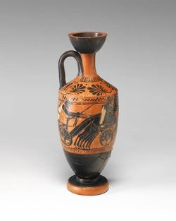 An image of Lekythos