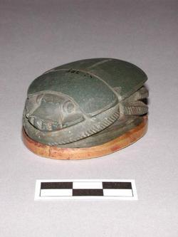An image of Heart scarab
