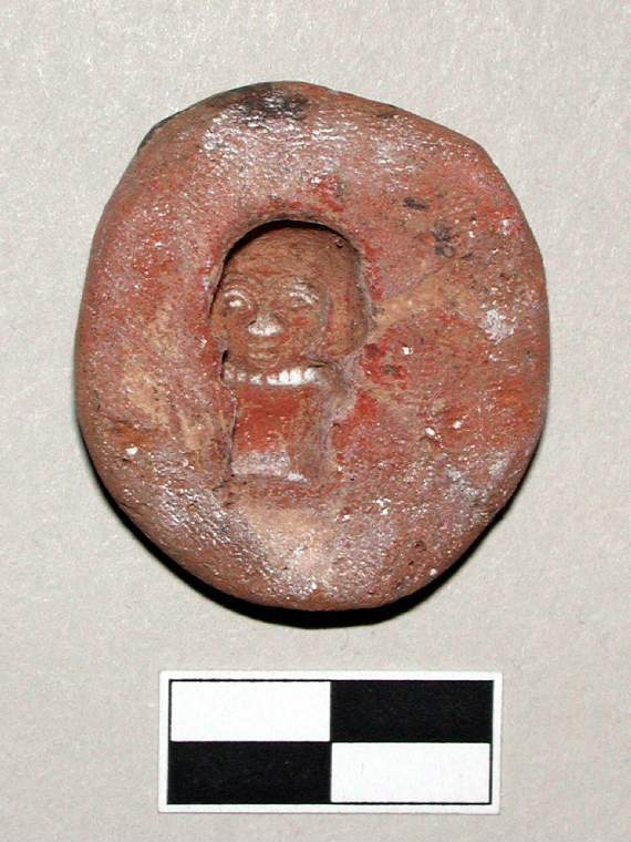An image of Amulet mould
