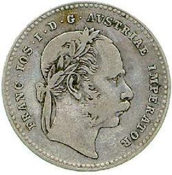An image of 20 kreuzer
