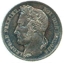 An image of Half franc
