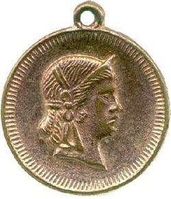 An image of Sovereign (coin)