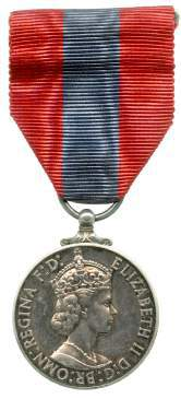 An image of Imperial Service Medal