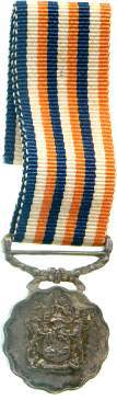 An image of Permanent Force Good Service Medal