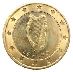 An image of 25 euro