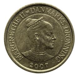 An image of 20 kroner