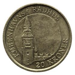 An image of 20 kroner