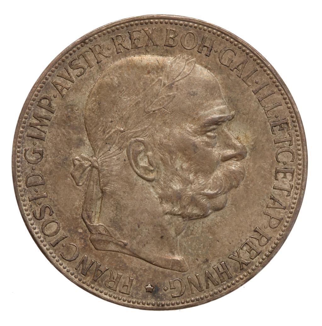 An image of 5 corona