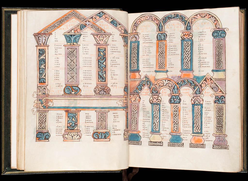 An image of Gospel book