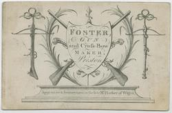 An image of Trade card