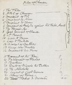 An image of Handwriting