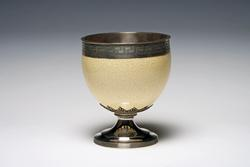 An image of Ostrich egg cup
