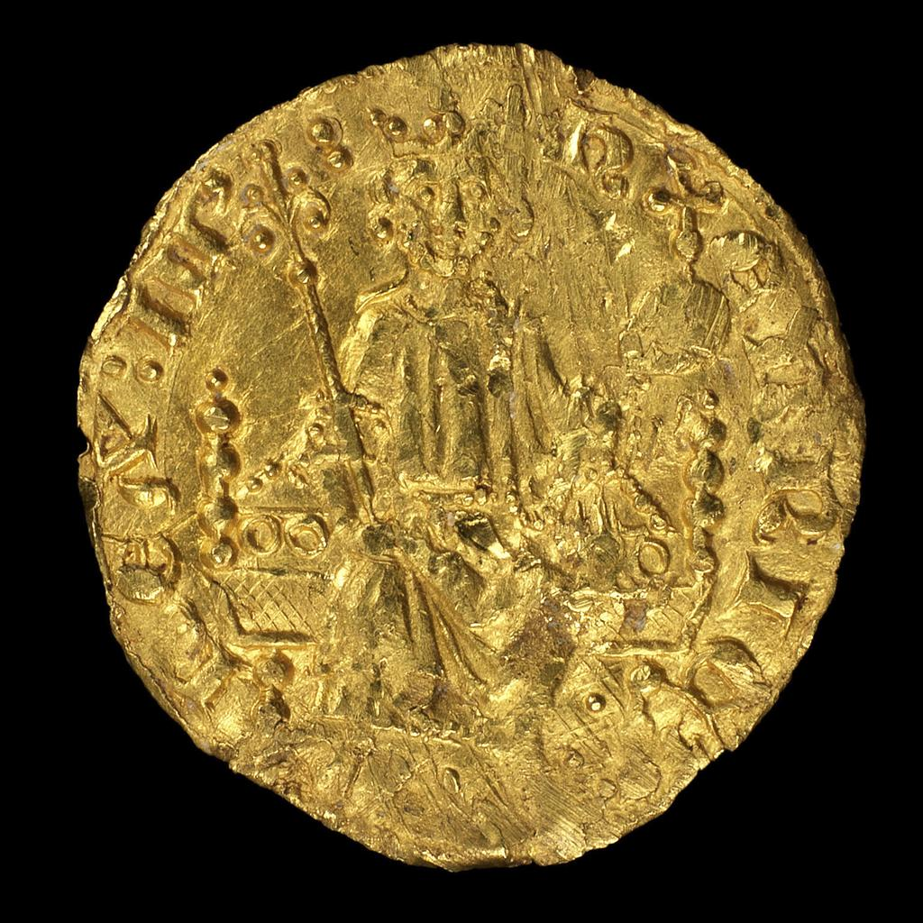 An image of Gold penny